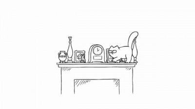 Shelf Life - Simon's Cat