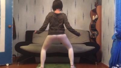 Модный танец булкотряс