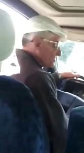 Таразовский таксист