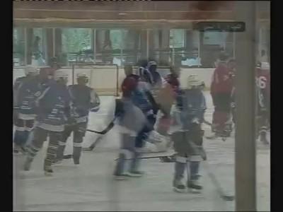 منتخب الكويت لهوكي الجليد 2010 kuwait ice hockey HL 2010