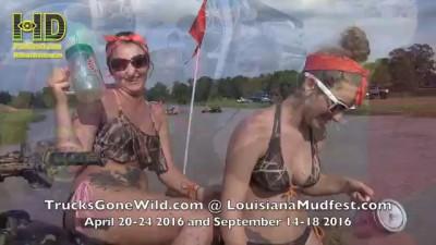 Trucks Gone Wild at Louisiana Mudfest 2016 Dates
