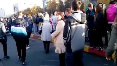 Русский бунт в Бирюлево