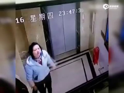 Лифта не дождался
