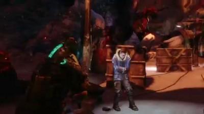 Dead Space 3 — Дополнение «Пробуждение»   ТРЕЙЛЕР