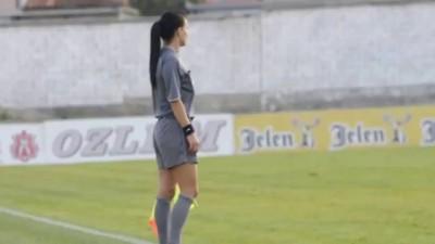 Нелегкая женская доля в мужском футболе