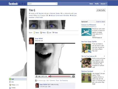 Sick New Facebook Layout Customization