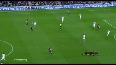 Барселона (Барселона) – Депортиво (Ла Корунья) – 2:0