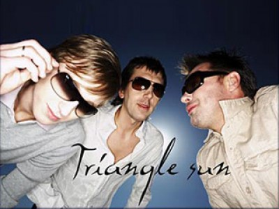 Triangle sun - Beautiful