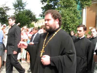 Патриарх в Сегеево-посад.17 июля 2009 г., 13-29-04