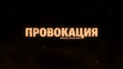 Провокация. На смерть Немцова