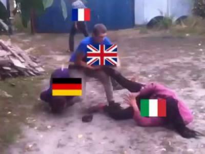 Британия покидает ЕС