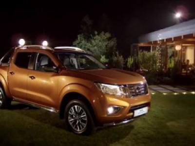 2016 Nissan Navara Bewertung #navara