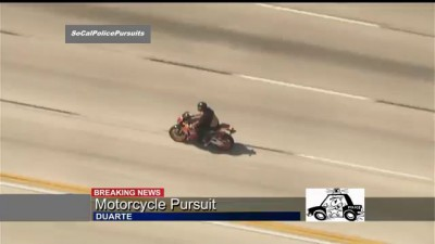 Southern California Police Pursuit - June 5, 2013