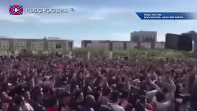 Волнения в Казахстане