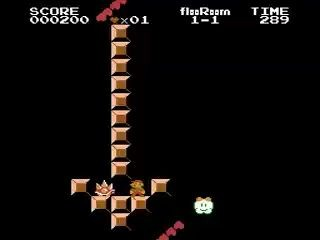 Falling Mario