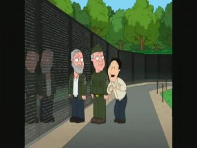 Family Guy - Vietnam War Memorial