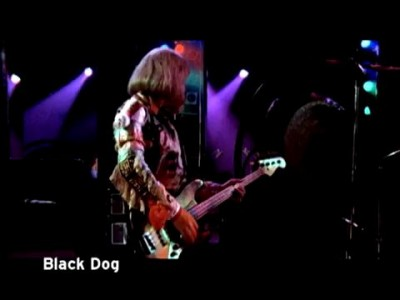 Led Zeppelin - Black Dog (Live Video)