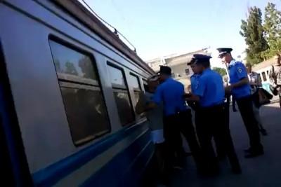 На одесском вокзале  (часть 2)