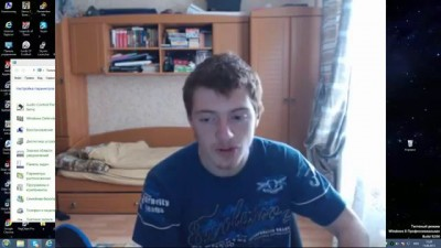 Психически неуравновешенный парень против хакеров и ддосеров