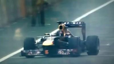 Феттель 4-х кратный чемпион Формулы 1