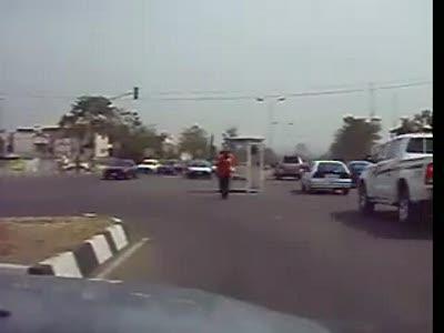 Полицейский из Нигерии