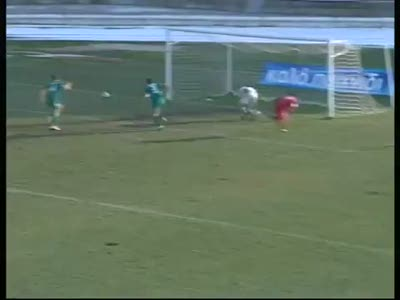 VERIA - LEVADEIAKOS - Football miss of the year!