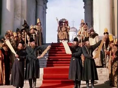 """Царский указ - бедный женится на богатой, а богатая на бедном. """"Женитьба Бальзаминова"""" 196"""