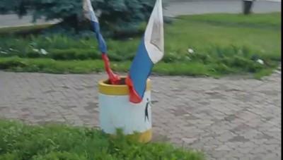 """Горловка против рашизма и ДНР - Донецк """"рвет вату"""""""