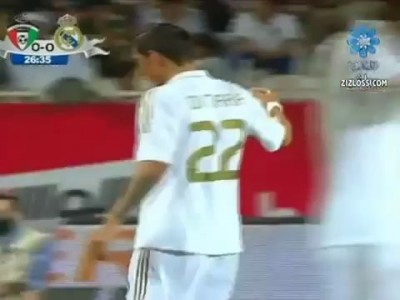 KUWAIT 0 - 2 REAL MADRID HIGHLIGHTS GOALS DI MARIA CRISTIANO 16 05 2012 ( HD )