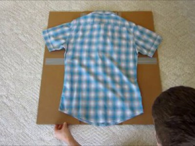 Складыватель рубашек