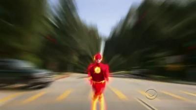 The Big Bang Theory S04E11 Sheldon Flash Runs To Grand Canyon