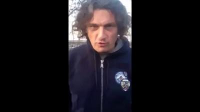 Последнее видеообращение Скрябина.