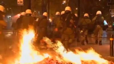 FOX News. Беспорядки в москве по версии канала FOX