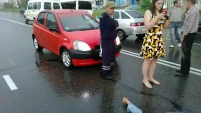Пьяный водитель Курск