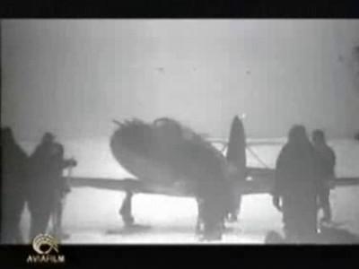 Первый советский реактивный истребитель БИ1