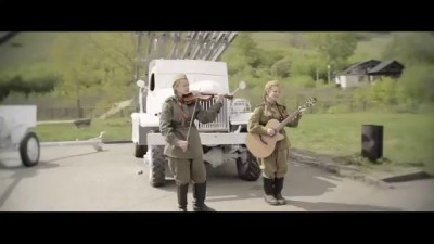 Попурри на военные песни