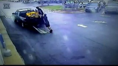 How NOT to Load an ATV