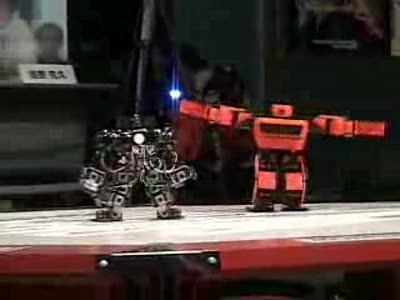 Робот-чемпион