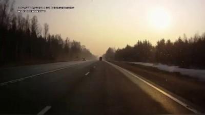 Авария 243 км а/д м1