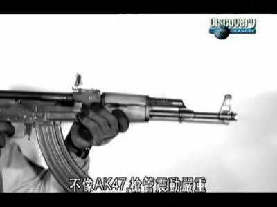 М16 vs AK47