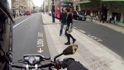 Пугальщик пешеходов