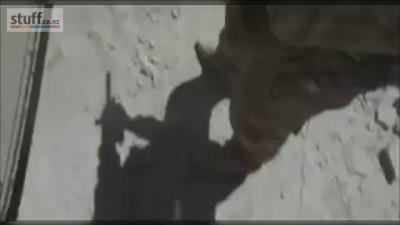Атака на конвой НАТО в Афганистане