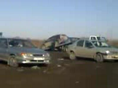 Вот так работают эвакуаторы в аэропорту Кольцово Екат