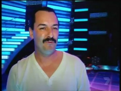 Australias Got Talent 2011 semi-final, Freddie Mercury act (Tom Crane) Radio gaga