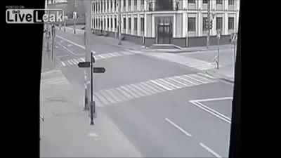 Страшная авария в Казани