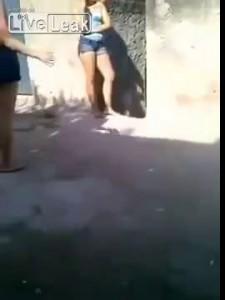 Драка бразильянок