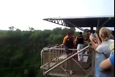 удачный прыжок