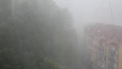 Наводнение в Туапсе 08.07.2014