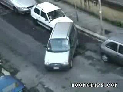 если места для парковки достаточно