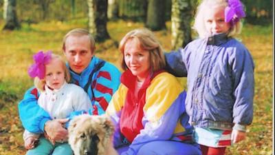 Развод Путиных